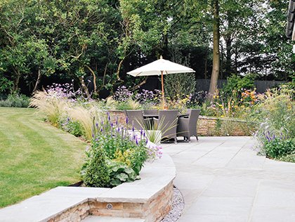 landscaping services bicester